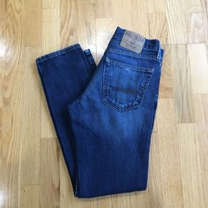 Vintage Hollister Button Fly Skinny Jeans